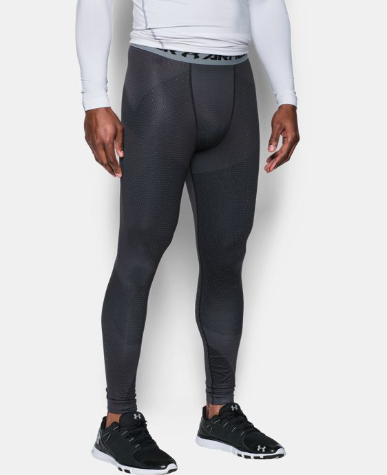 Men's ColdGear® Armour Sublimated Leggings LIMITED TIME: FREE SHIPPING 3 Colors $52.49