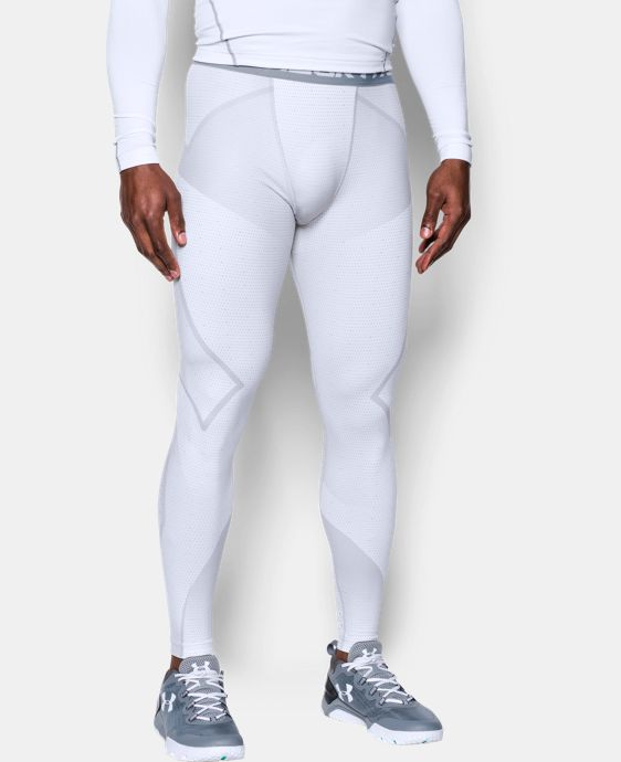 Men's ColdGear® Armour Sublimated Leggings  1 Color $52.99