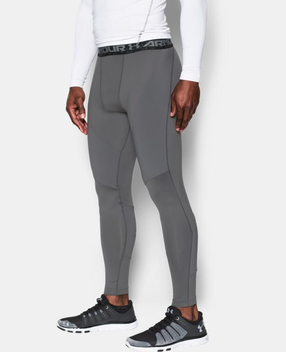 Men's UA ColdGear® Armour Insulated Compression Leggings LIMITED TIME OFFER + FREE U.S. SHIPPING 2 Colors $89.99