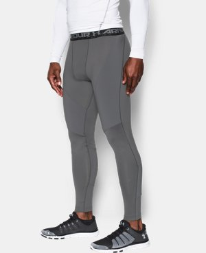 New Arrival Men's UA ColdGear® Armour Insulated Compression Leggings  1 Color $89.99