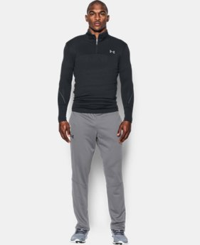 Men's UA ColdGear® Armour Elements ¼ Zip