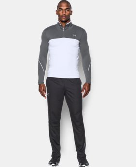 Men's UA ColdGear® Armour Elements ¼ Zip LIMITED TIME OFFER + FREE U.S. SHIPPING 2 Colors $52.49