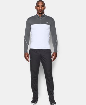 Men's UA ColdGear® Armour Elements ¼ Zip  2 Colors $59.99