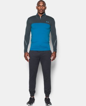Men's UA ColdGear® Armour Elements ¼ Zip LIMITED TIME: FREE SHIPPING 1 Color $69.99