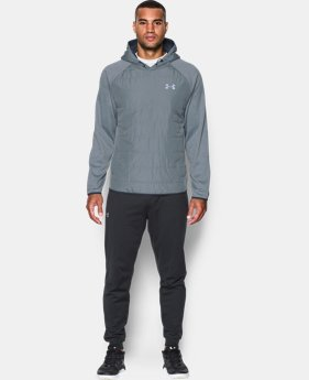 New Arrival  Men's UA Storm Insulated Swacket Hoodie   $89.99