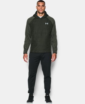 New Arrival  Men's UA Storm Insulated Swacket Hoodie LIMITED TIME: FREE SHIPPING 1 Color $89.99