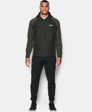 Men's UA Storm Insulated Swacket Hoodie   $89.99