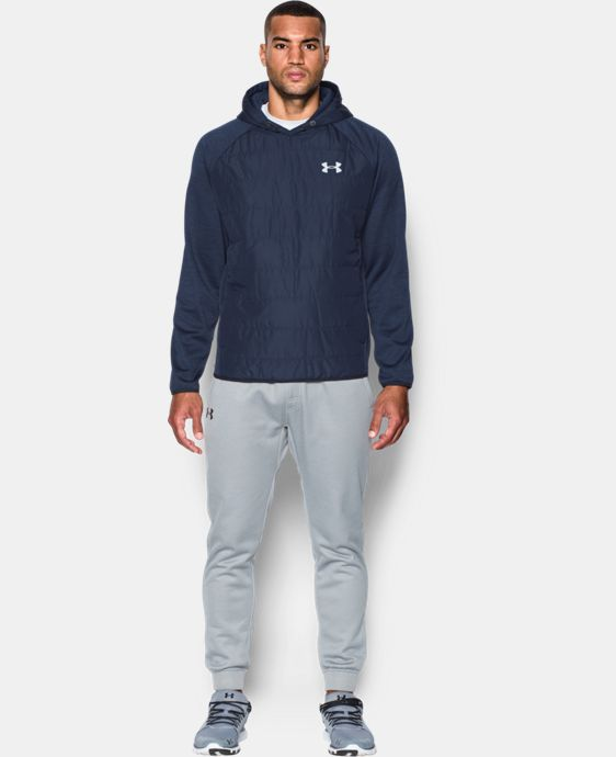 Men's UA Storm Insulated Swacket Hoodie  3 Colors $89.99