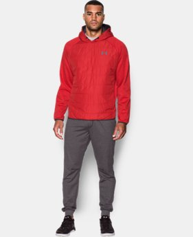 New Arrival  Men's UA Storm Insulated Swacket Hoodie  2 Colors $89.99