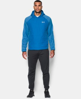 New Arrival Men's UA Storm Insulated Swacket Hoodie  1 Color $79.99