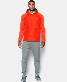 New Arrival  Men's UA Storm Insulated Swacket Hoodie  1 Color $89.99