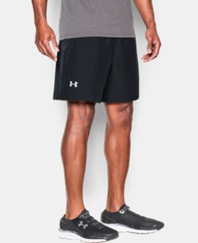 Men's UA Launch Run 2-in-1 Shorts  1 Color $52.99