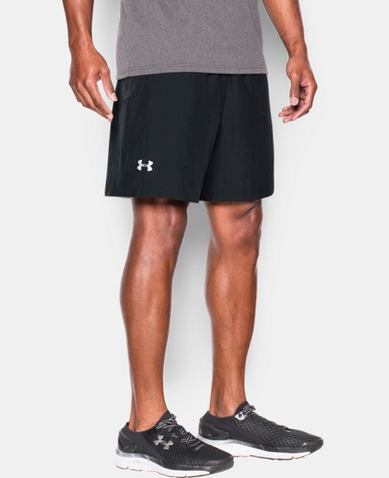Men's UA Launch Run 2-in-1 Shorts  1 Color $69.99