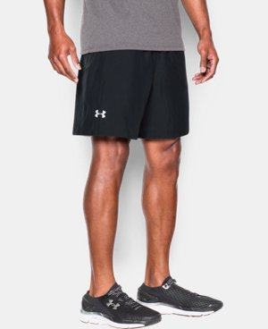 Men's UA Launch Run 2-in-1 Shorts LIMITED TIME: FREE SHIPPING 1 Color $52.99