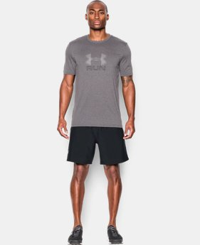 Men's UA Launch Run 2-in-1 Shorts  1 Color $54.99