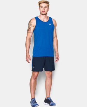 Men's UA Launch Run 2-in-1 Shorts LIMITED TIME: FREE SHIPPING 3 Colors $54.99