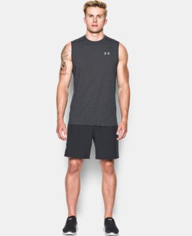 New Arrival Men's UA Streaker Run Sleeveless  1 Color $29.99