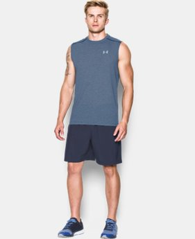 Best Seller Men's UA Streaker Run Sleeveless LIMITED TIME: FREE SHIPPING 3 Colors $29.99