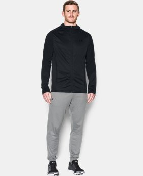 Men's UA ColdGear® Infrared Grid Fitted Hoodie LIMITED TIME: FREE SHIPPING 1 Color $59.99 to $67.99