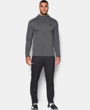 Men's UA ColdGear® Infrared Grid Fitted Hoodie  1 Color $59.99 to $67.99