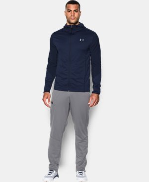 Men's UA ColdGear® Infrared Grid Fitted Hoodie  1 Color $89.99