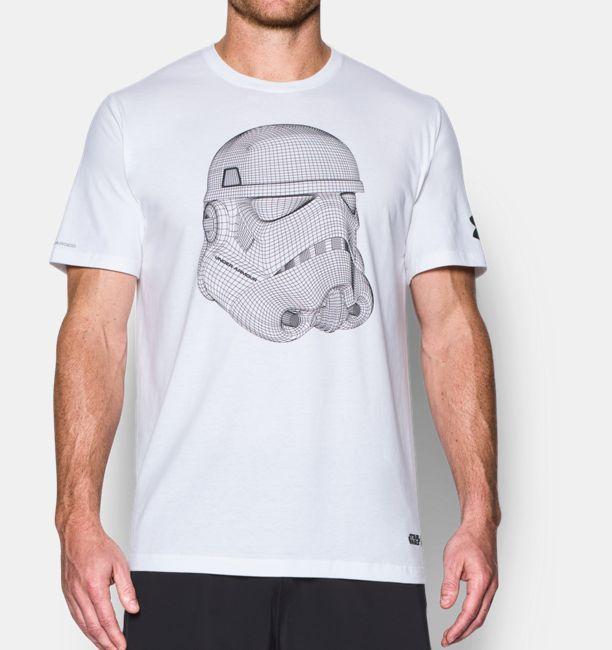Mens star wars ua trooper blueprint t shirt under armour us star wars ua trooper blueprint malvernweather Choice Image