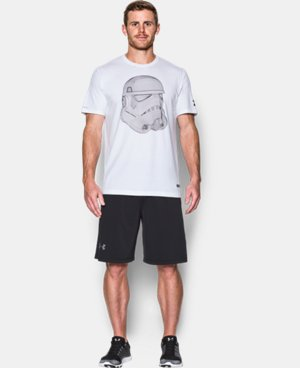 Men's Star Wars UA Trooper Blueprint T-Shirt LIMITED TIME: FREE U.S. SHIPPING 1 Color $34.99