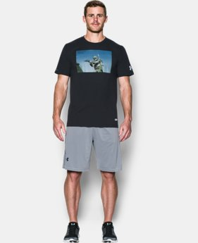 Men's UA Star Wars Boba Fett T-Shirt LIMITED TIME: FREE U.S. SHIPPING 1 Color $34.99