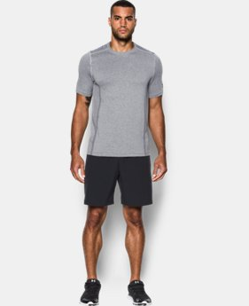 Men's UA Elevated Training Short Sleeve  3 Colors $64.99