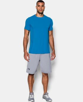Men's UA Elevated Training Short Sleeve  1 Color $64.99
