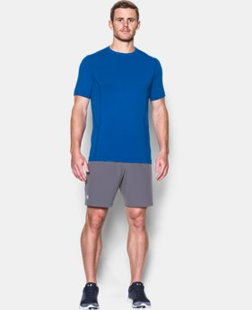 Men's UA Elevated Training Short Sleeve  3 Colors $26.99 to $36.74