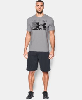 Men's UA Blitz Logo T-Shirt  LIMITED TIME: FREE SHIPPING  $22.99