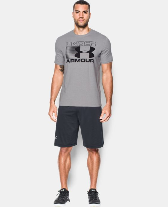 Men's UA Blitz Logo T-Shirt   1 Color $22.99
