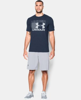 Men's UA Blitz Logo T-Shirt  LIMITED TIME: FREE SHIPPING 4 Colors $29.99