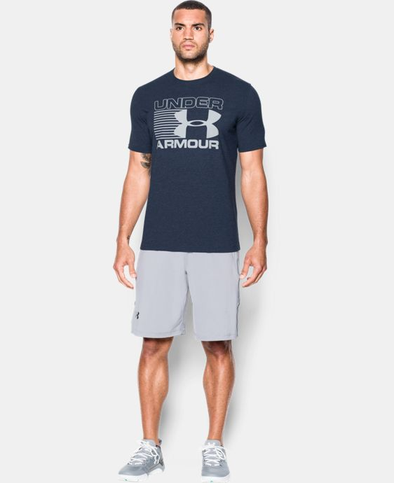 Men's UA Blitz Logo T-Shirt   4 Colors $29.99