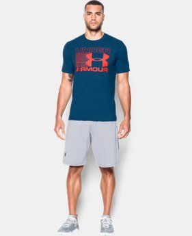 Men's UA Blitz Logo T-Shirt   1 Color $24.99