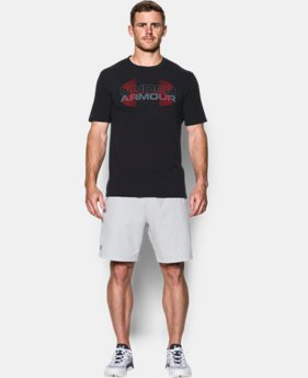 Men's UA Pinpoint Logo T-Shirt   $29.99