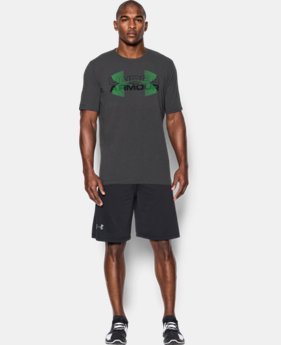 Men's UA Pinpoint Logo T-Shirt LIMITED TIME: FREE SHIPPING 1 Color $24.99