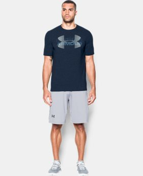 Men's UA Pinpoint Logo T-Shirt LIMITED TIME: FREE SHIPPING  $24.99