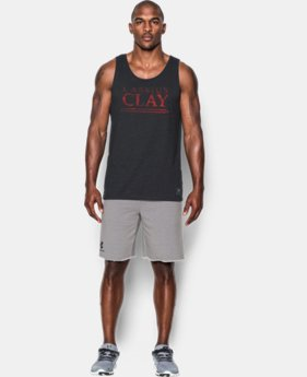 Men's UA x Muhammad Ali Cassius Americana Tank LIMITED TIME: FREE SHIPPING 1 Color $34.99