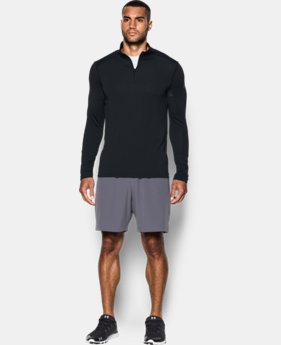 Men's UA Elevated Training ¼ Zip  1 Color $104.99