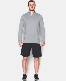 Men's UA Elevated Training ¼ Zip  1 Color $50.99