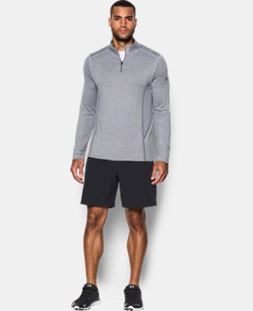 New Arrival  Men's UA Elevated Training ¼ Zip   $104.99