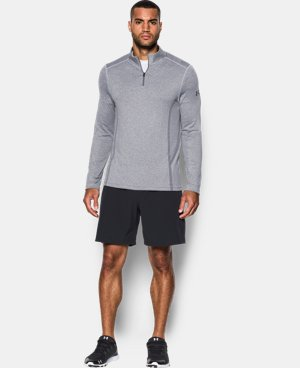 Men's UA Elevated Training ¼ Zip LIMITED TIME: FREE U.S. SHIPPING 1 Color $67.99