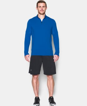 Men's UA Elevated Training ¼ Zip  3 Colors $50.99