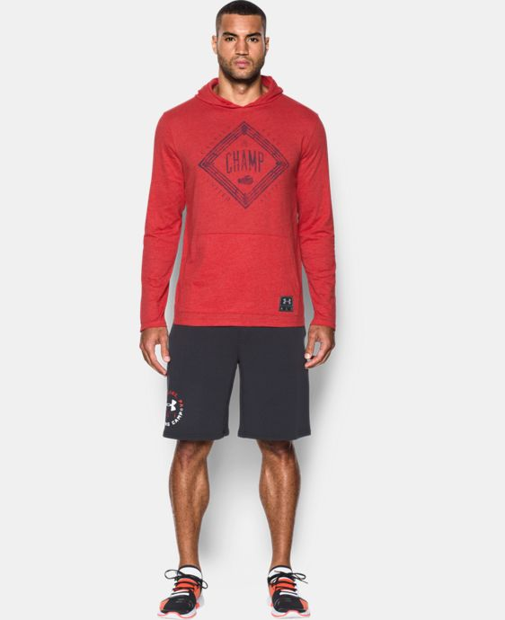 Men's UA x Muhammad Ali Cassius Tri-Blend Hoodie LIMITED TIME: FREE U.S. SHIPPING 2 Colors $37.99