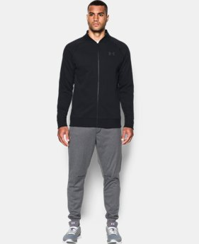 New Arrival  Men's UA Storm Rival Fleece Jacket  1 Color $84.99