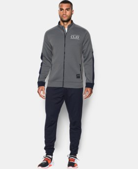Men's UA x Muhammad Ali Cassius Clay Apollo Jacket  1 Color $67.99
