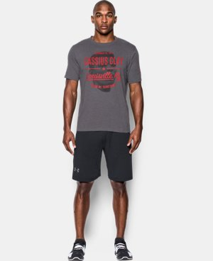 Men's UA x Muhammad Ali Cassius 10th Bout T-Shirt LIMITED TIME: FREE U.S. SHIPPING 1 Color $34.99