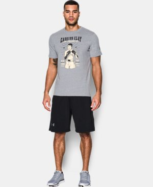 Men's UA x Muhammad Ali Cassius 11th Bout T-Shirt LIMITED TIME: FREE U.S. SHIPPING 1 Color $34.99